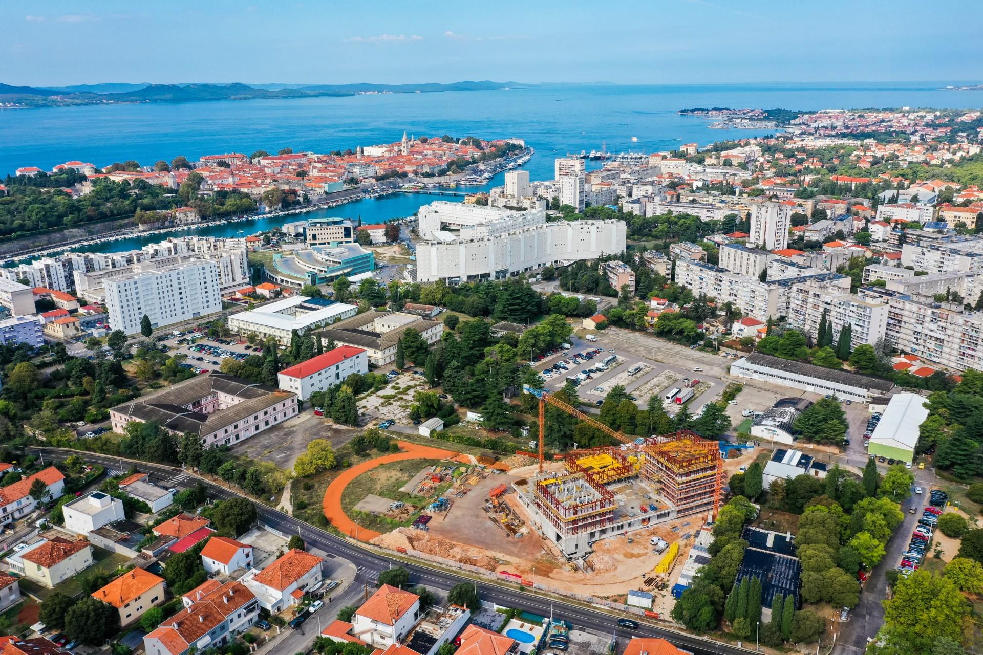 Intervju - Irena Kozulić: Znanstvenim i stručnim EU projektima gradimo sveučilište 21. stoljeća