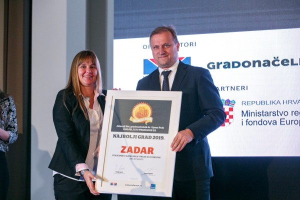 Zadar drugi put ide po naslov šampiona EU fondova