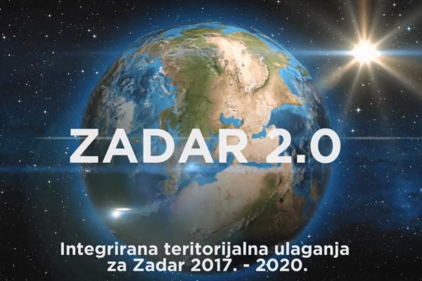 Zadar 2.0  |  Integrirana teritorijalna ulaganja