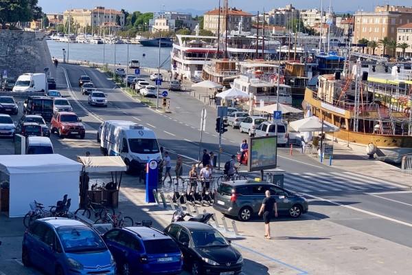 Kako do učinkovitijeg parkiranja u gradu?
